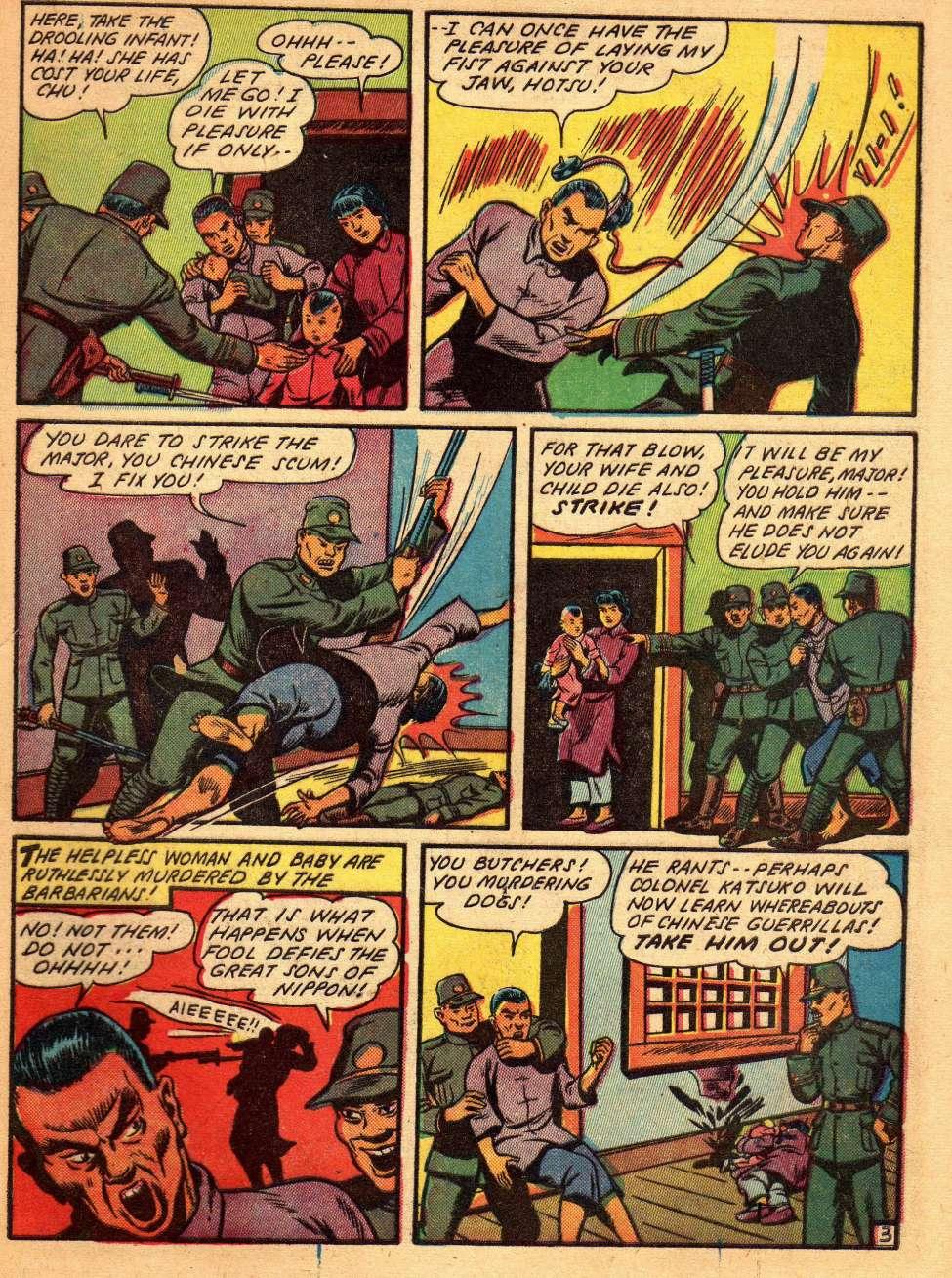 Comic Book Cover For Blazing Comics #2