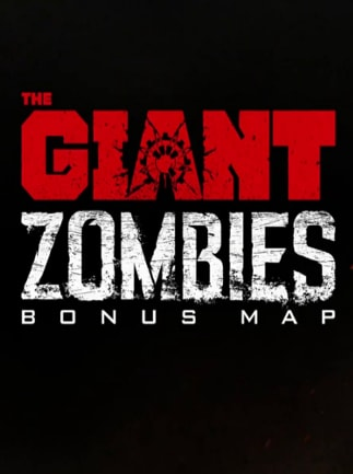 How To Get The Giant Bonus Map : giant, bonus, Duty:, Black, Giant, Zombies, Steam, GLOBAL, G2A.COM