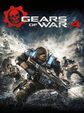 Gears Of War 4 PCXbox One Buy Game CD Key