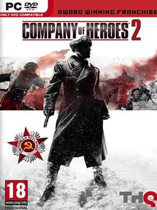 Company of Heroes 2 PC  Buy Steam Game CDKey