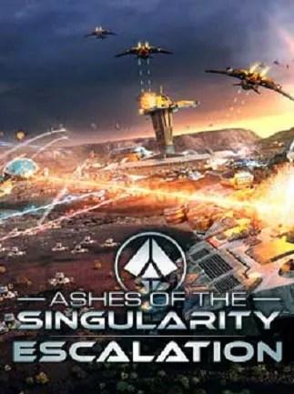 Ashes Of The Singularity : ashes, singularity, Ashes, Singularity:, Escalation, Steam, GLOBAL, G2A.COM