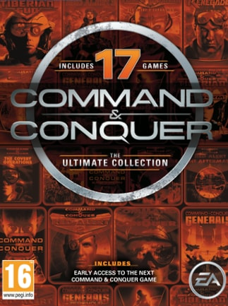 Command and Conquer Ultimate Collection  Buy Origin PC