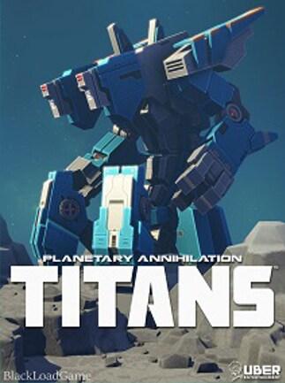Planetary Annihilation TITANS Steam Key GLOBAL