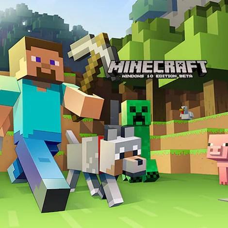 Minecraft Windows 10 Edition Microsoft (pc)  Buy Game Cdkey