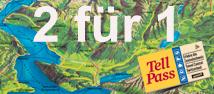 Tell-Pass - der Reisepass für die Zentralschweiz