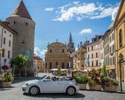 Vallorbe  YverdonlesBains Region Jura Lac Suisse  Tourisme vacances voyages et