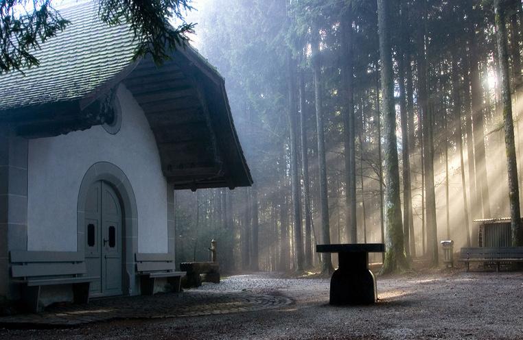 Tourismus Ferien Reisen Urlaub  Schwarzsee Senseland  Schweiz