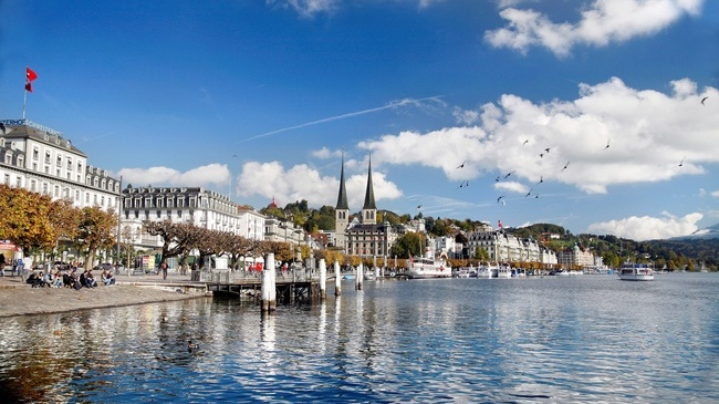 lucerne region switzerland
