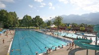 Mhleholz swimming pool - Liechtenstein