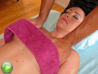 wife massage happy ending