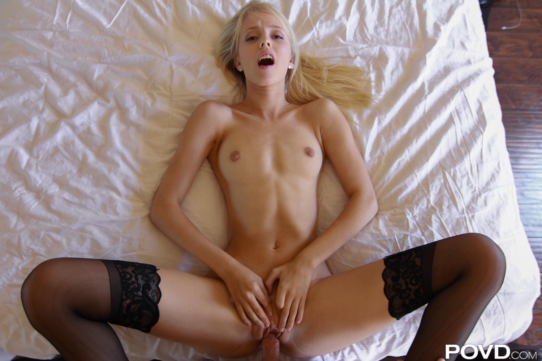 blonde pov tumblr