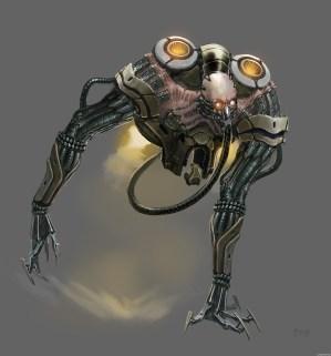 Alien nasty thing