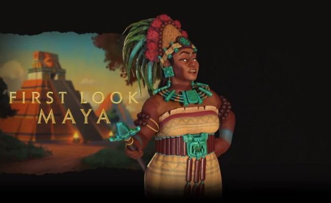 Civilization 6 New Frontier First Look At The Maya