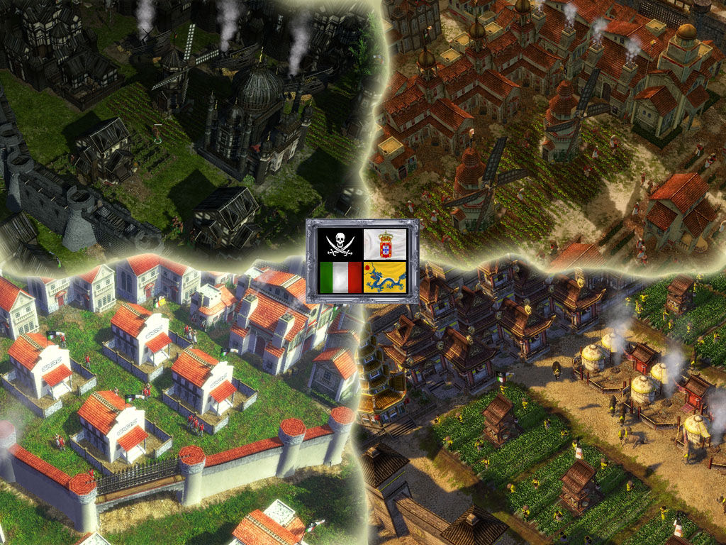 The Forgotten Empires 1.3 - Age of Empires III Mods   GameWatcher