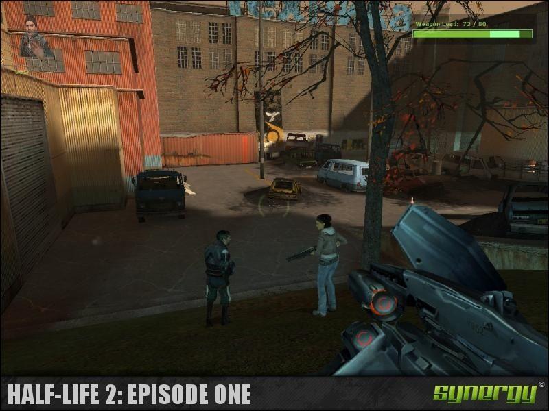Half-Life 2: Synergy R1.1 Full Install - Half-Life 2   GameWatcher