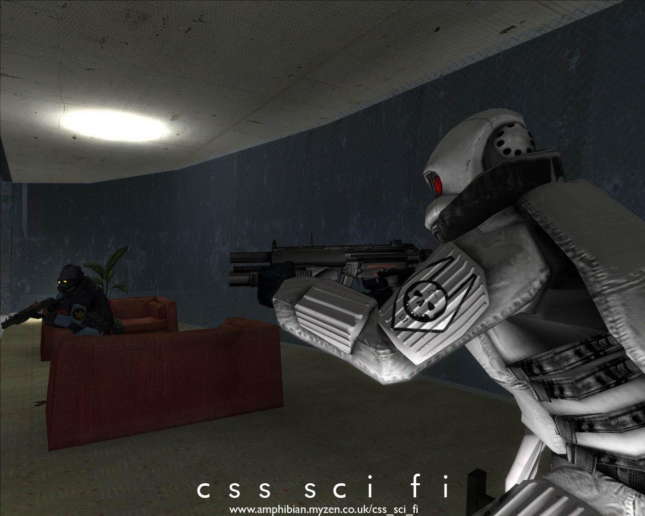 CSS SCI FI 2.0 Full Installer - Half-Life 2 Mods   GameWatcher