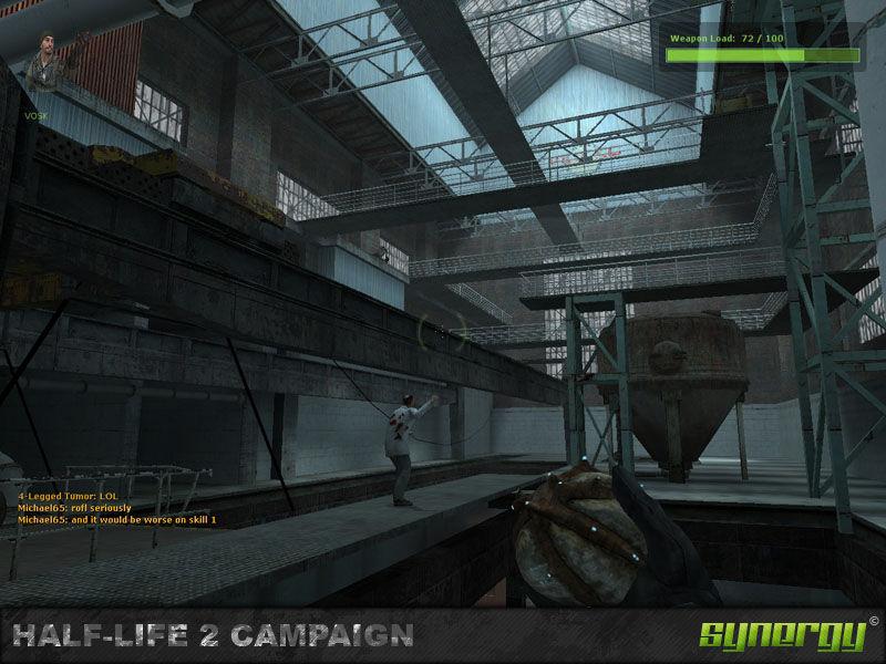 Synergy 2.3 Full Installer - Half-Life 2 Mods   GameWatcher
