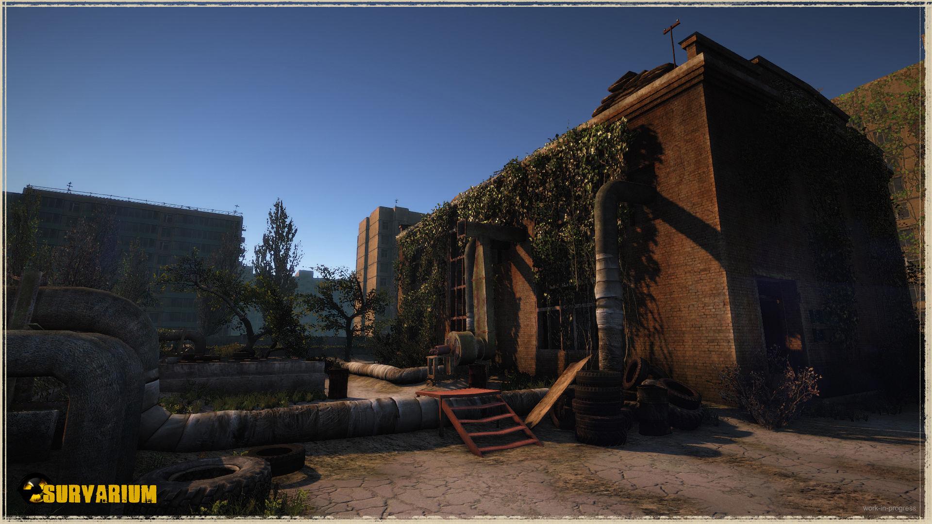 Survarium Screenshots | GameWatcher