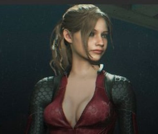 Claire Redfield Battlesuit Costume Mod Resident Evil  Gamewatcher