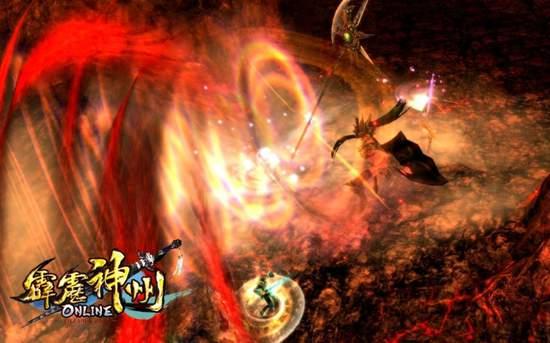 《霹靂神州Online》01/23轟動武林不刪檔封測 驚世開戰!