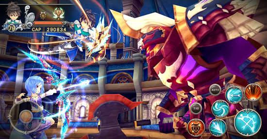 《Crown Four Kingdoms》全球英文版雙平臺事前預約正式展開