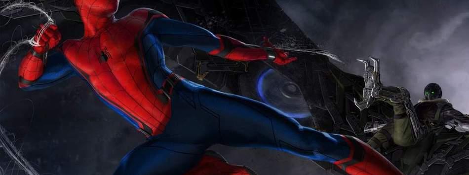 蜘蛛人:返校日 Spider-man: Homecoming - 電影