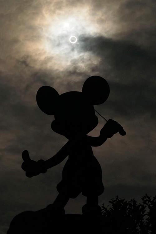 東京迪士尼官方 Twitter 人氣照片發表~