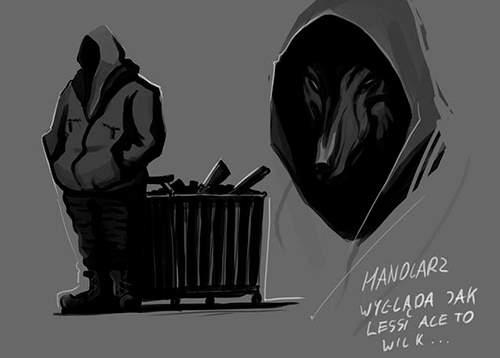 《Darkwood》陰暗森林恐怖生存遊戲