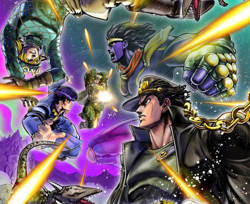 《JoJo的奇妙冒險:天國之眼》2對2的JOJO風格動作遊戲   宅宅新聞