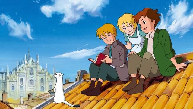 正太BL啟蒙作《羅密歐的藍天》少年之間的友情羈絆好感人