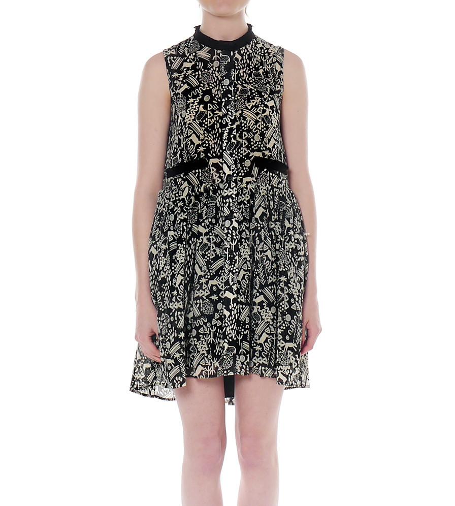 Sea Ny Button- Tank Dress Garmentory