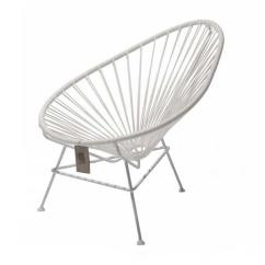 Innit Acapulco Chair And 1 2 Baby White Garmentory