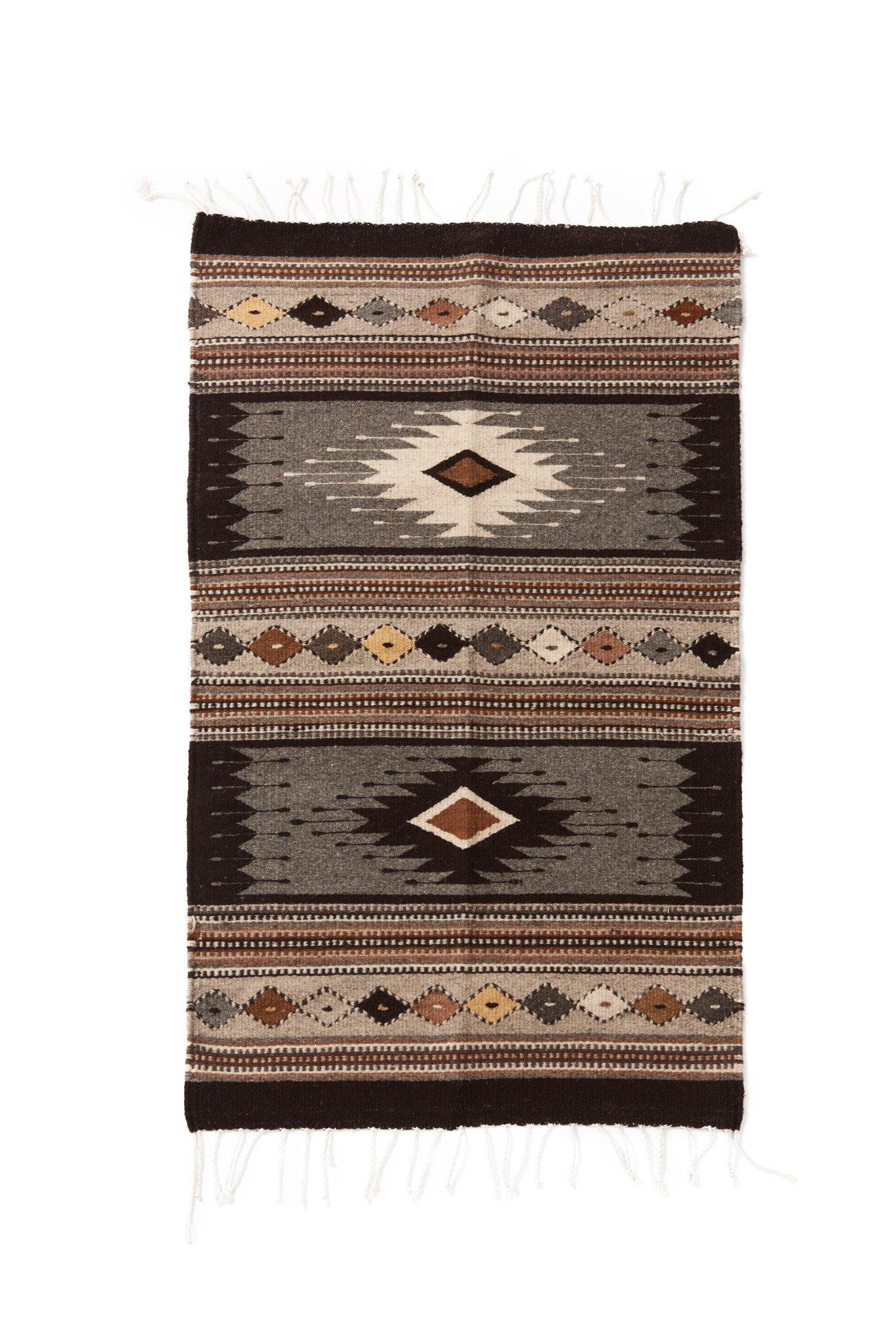 Whimsy Row Natural Zapotec Rug
