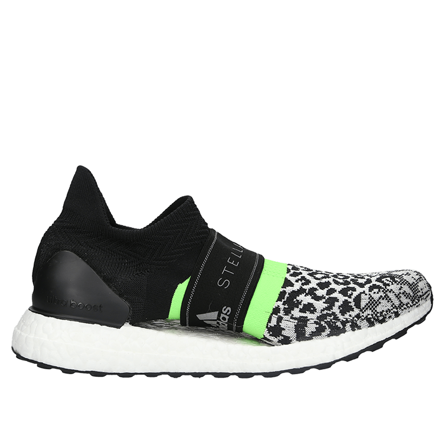 adidas Stella McCartney UltraBOOST X Core Black AQ0796