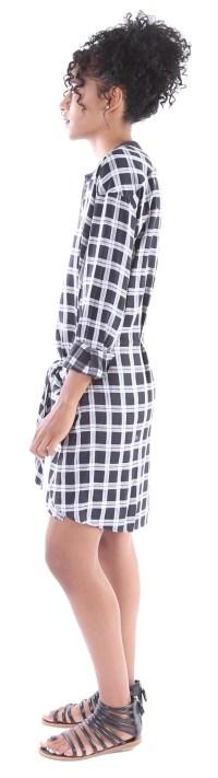 Rag & Bone Tie Dress | Garmentory