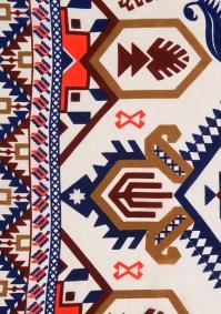 A Peace Treaty Arash Silk Scarf in Ecru | Garmentory