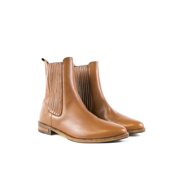Freda Salvador Strong Tall Chelsea Boot Luggage Garmentory