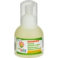 Lafe's Natural and Organic Baby Foaming Shampoo and Wash ...