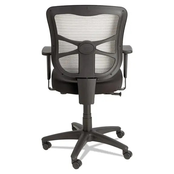 Alera Alera Elusion Series Mesh Midback Swiveltilt Chair