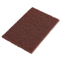3m Scotch-Brite Hand Pads, Brown, 9 X 6 405-048011-16553 1 ...