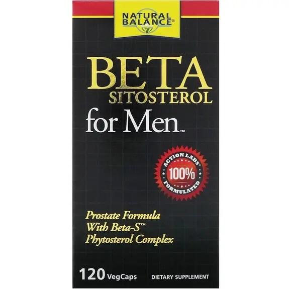 Beta Sitosterol Men