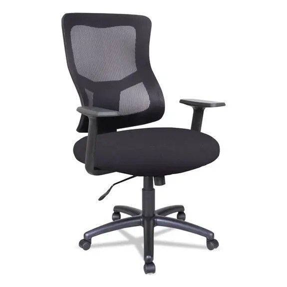 Alera Elusion Ii Series Mesh MidBack Swiveltilt Chair