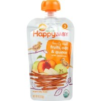 Happy Baby Food - Organic - Hearty Meals - Mama Grain - 7 ...