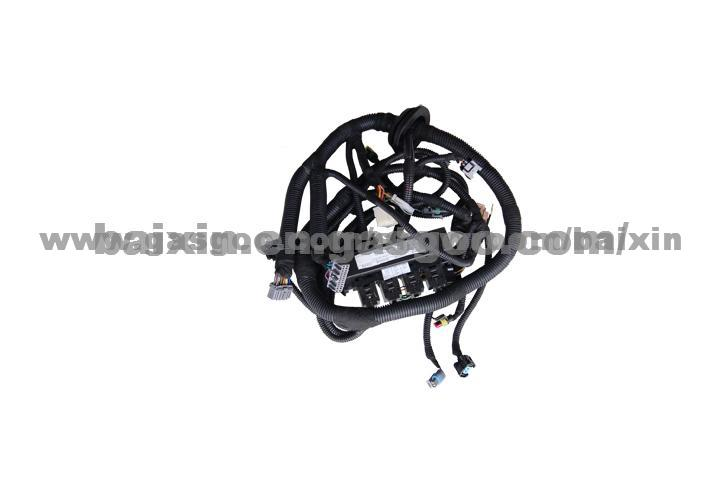 Wire Harness for Auto Instrumentation ISO9001, OEMNO