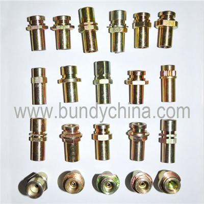 Stainless Steel Pipe Fitting Types Of Brake Hose Fittings