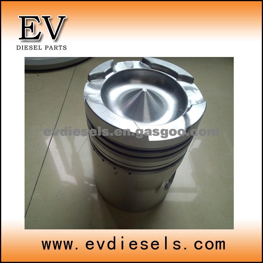 medium resolution of cummins engine parts n14 piston kit