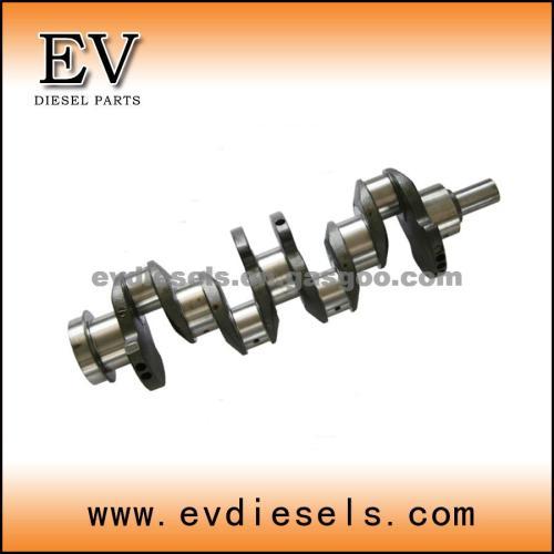 small resolution of isuzu diesel engine parts 4be1 4bd1 crankshaft
