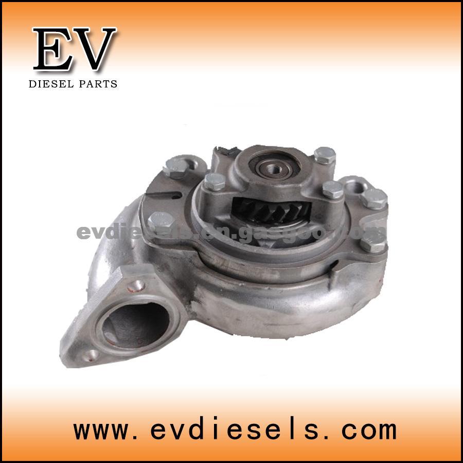 medium resolution of isuzu water pump 6wf1 engine parts cooling parts