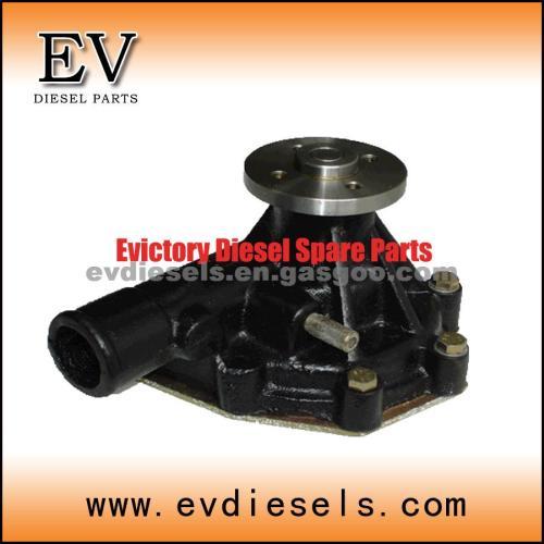 small resolution of spare parts isuzu water pump da640 1123654759