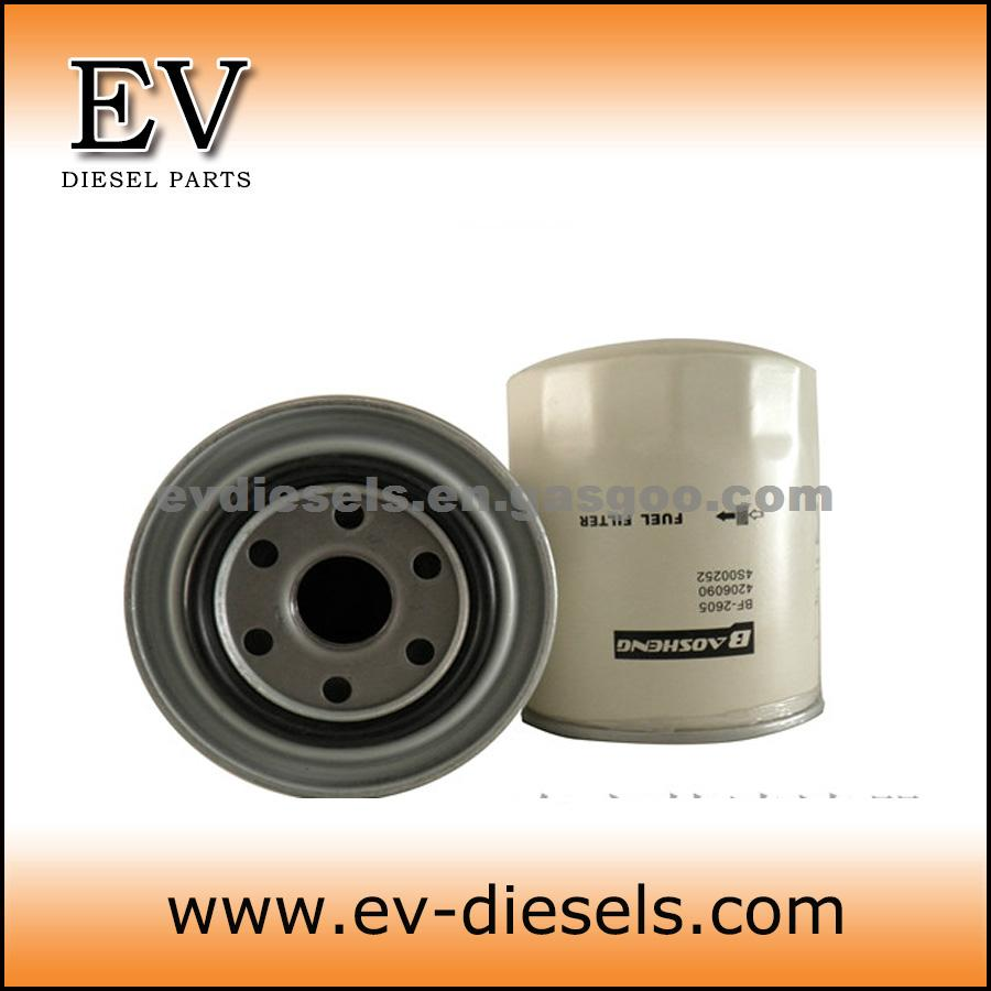 hight resolution of hino fuel filter h06c h07c h07d oil filter hino engine parts